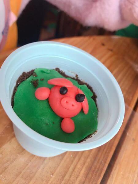 恩妮的翻糖蛋糕作品