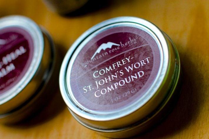 Comfrey/St. John's Wort Compound