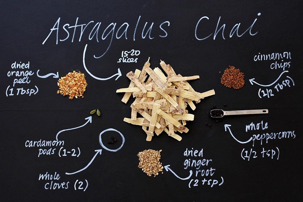 Astragalus Chai