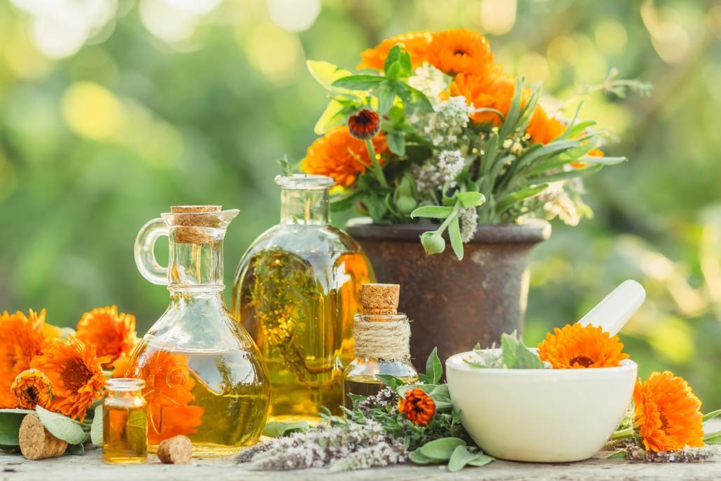 Herbal Skin Care