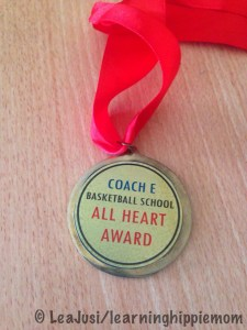 All Heart Award