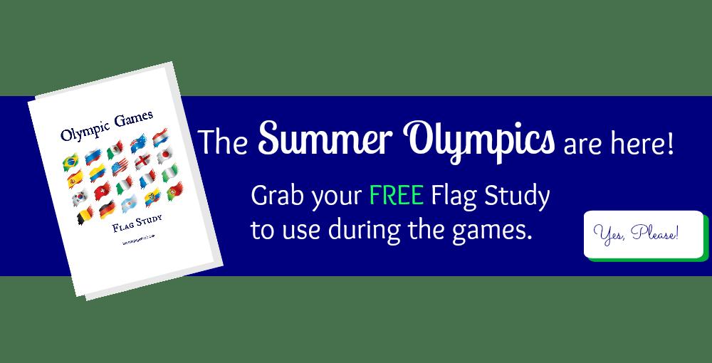 Olympic Flag Study