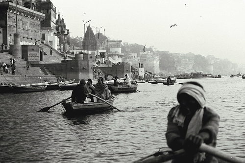 Ganges at Varanasi rahuldlucca