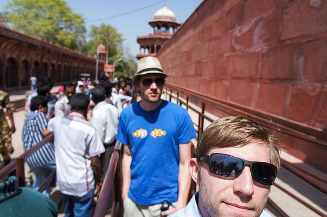 short term trip to india