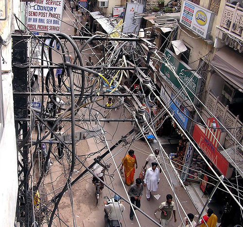 Delhi - Why Constant Power Cuts - MysteryBee