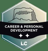 Engaged-level Career & Personal Development Badge