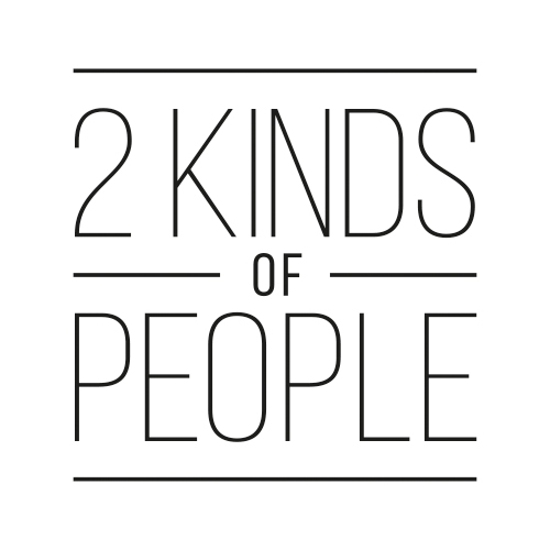 What I'm Reading: 2 Kinds of People