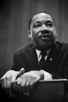 Quotes by Martin Luther King on his day
