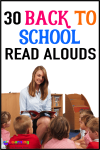 Need new ideas for some fresh back to school read alouds?  Find 30 suggestions here!