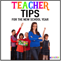 Teacher Tips – Advice for New Teachers