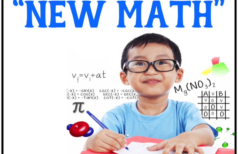 How New is NEW Math?