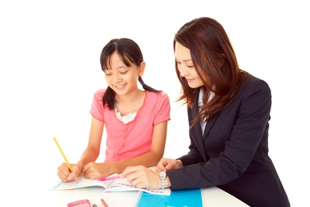 15443114 – child studying