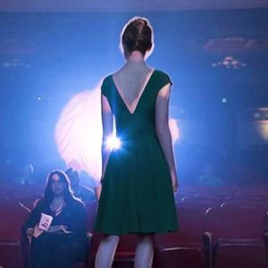 Actriz en el escenario - La La Land