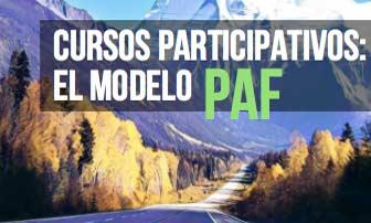 Crear cursos más participativos con el modelo PAF (Presentación - Aplicación - Feedback)