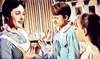 Mary Poppins, espíritu gamificador.