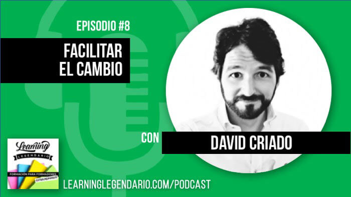 Episodio 8 Podcast Learning Legendario David Criado Vorpalina