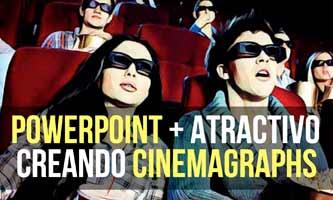 Cómo captar más la atención en tus presentaciones PowerPoint usando cinemagraphs