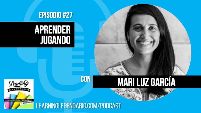 Entrevista a Mari Luz Garcia de play14