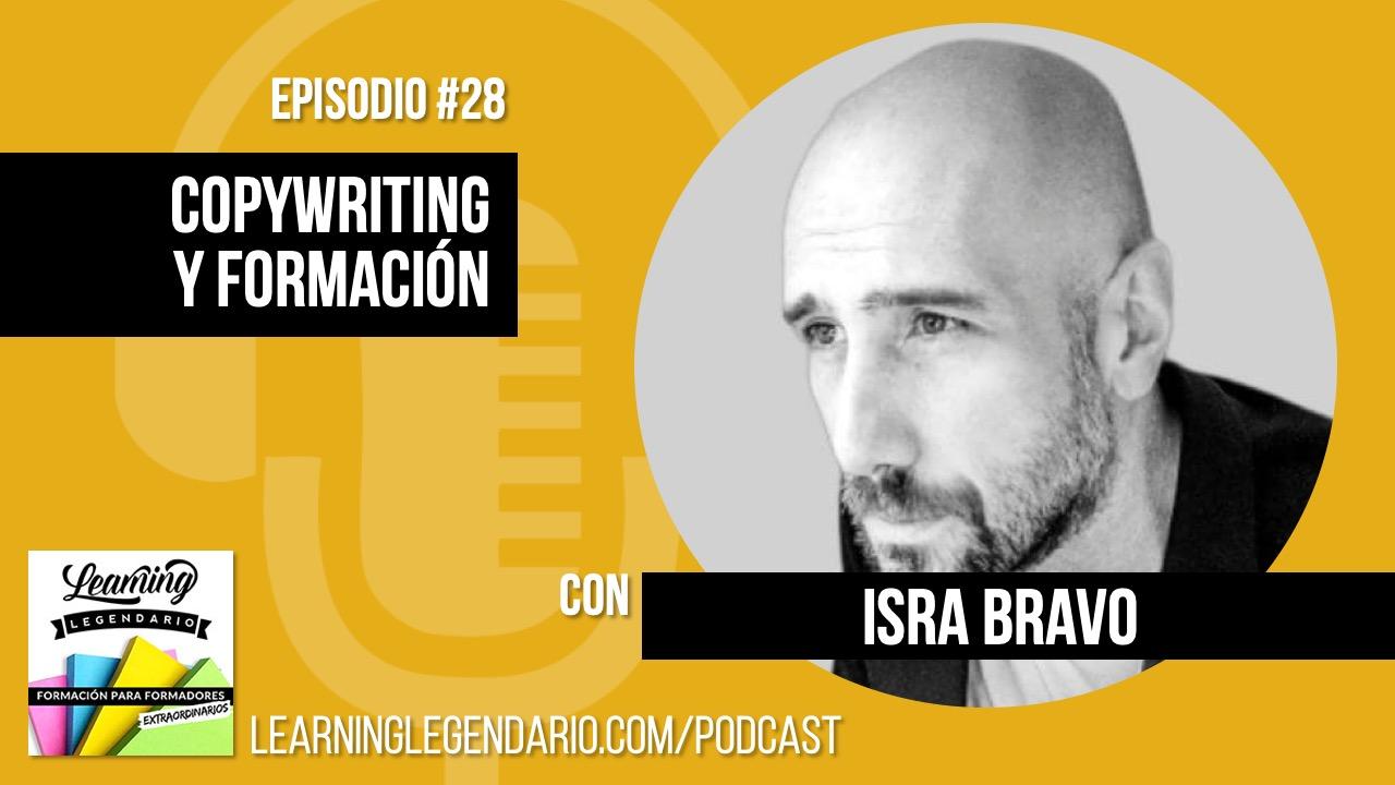 copywriting y formacion con isra bravo