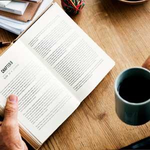 leyendo un buen libro sobre formacion