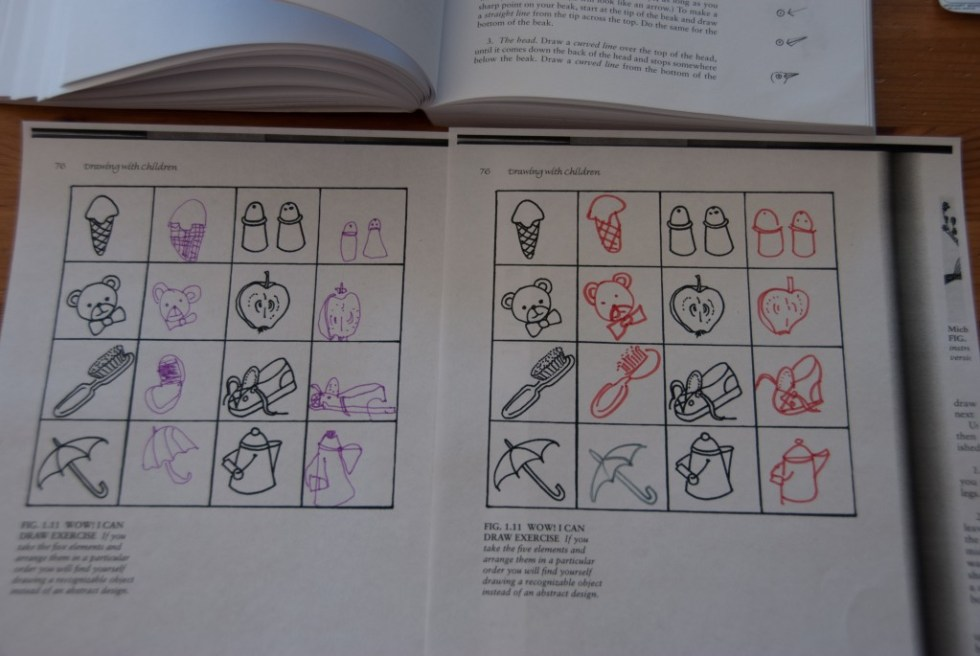 Drawing with Children Lesson 1: WOW! I CAN DRAW EXERCISE - www.learningmama.com