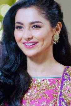 Naimal Khawar - Showbiz Profiles