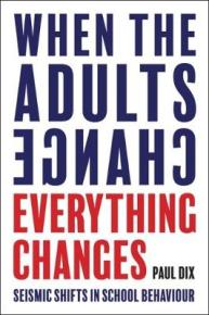 Paul Dix - When the Adults change, everything changes.