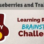 30 Day Brainstorm Challenge Day 3 – Blueberries and Training