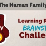 30 Day Brainstorm Challenge – Day 23: The Human Family