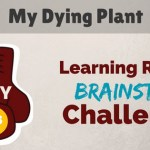 30 Day Brainstorm Challenge: Day 26 – My Dying Plant