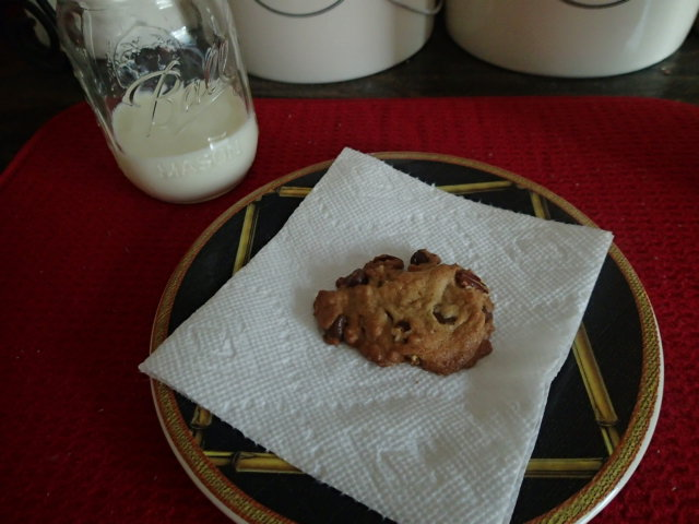 Family Favorite Pecan Chocolate Chip Cookie-Presentation
