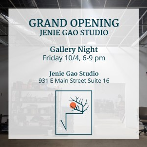 5-Year Anniversary + New Studio Grand Opening