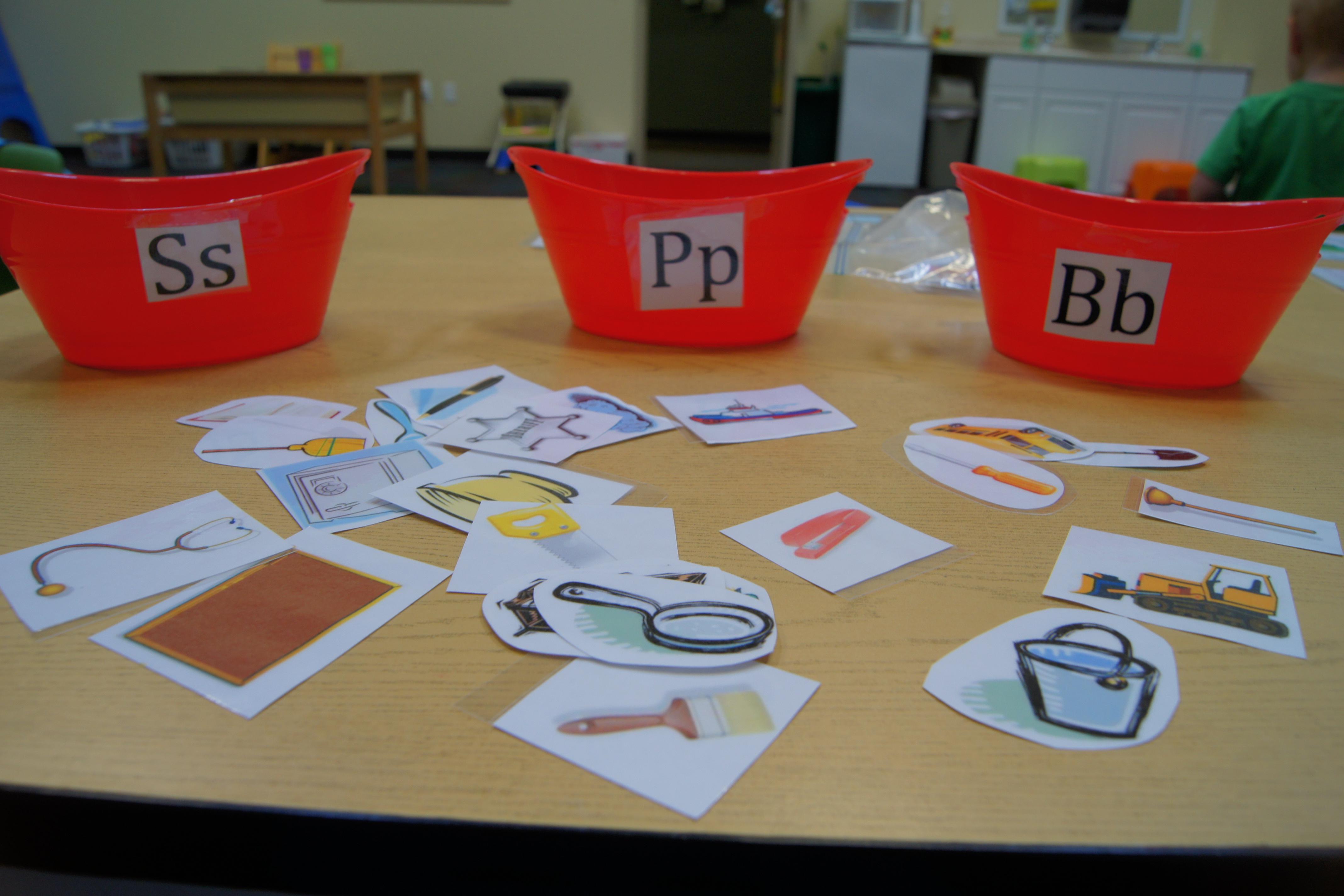 Preschool Theme Community Helpers
