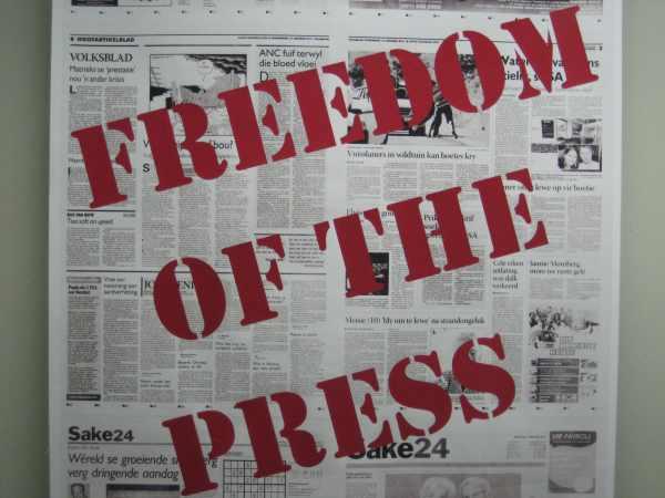 Sistem pers demokrasi liberal
