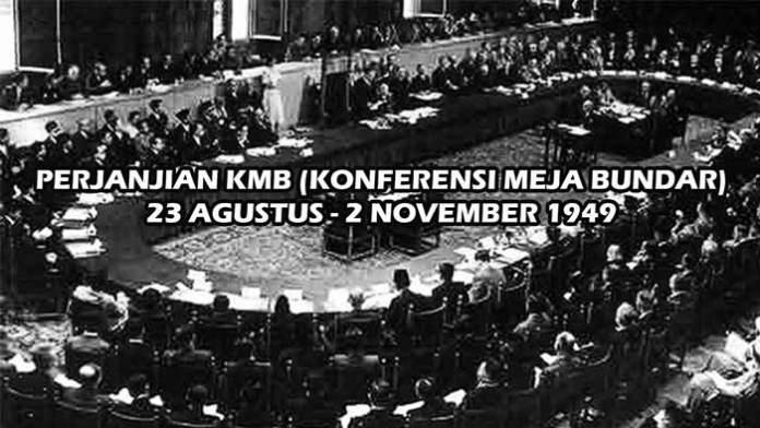 Sejarah Isi Konferensi Meja Bundar (KMB), Tujuan, & Dampaknya