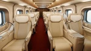 Gran Class Shinkansen