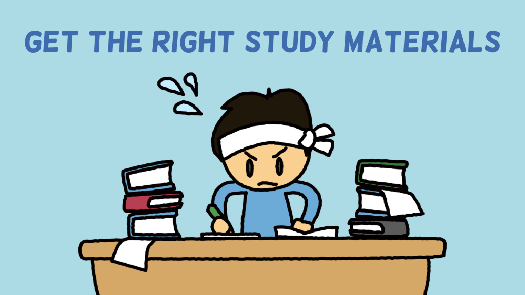 Japanese study materials