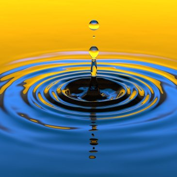 Ripples Water Philosophy for LYF Life Truth