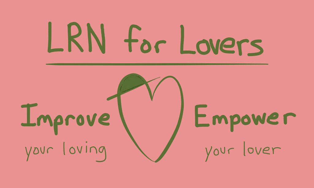 Lovers LRN LAF LUV LIV LYF Learn Laugh Love Live Life