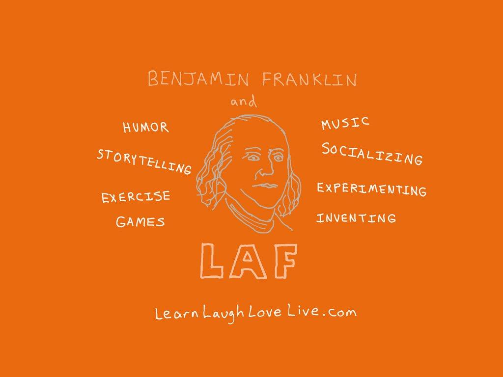 Benjamin Franklin and LAF