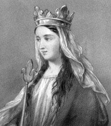 William's wife Matilda