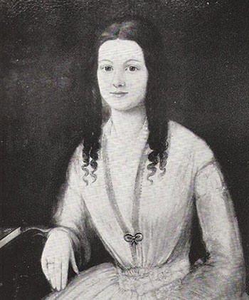 Sarah Knox Taylor at 16