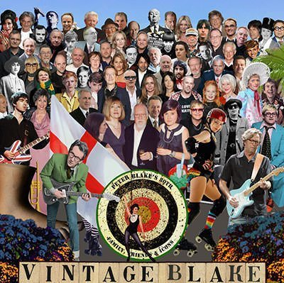 Peter Blake's 2012 recreation of Sgt. Pepper's album cover