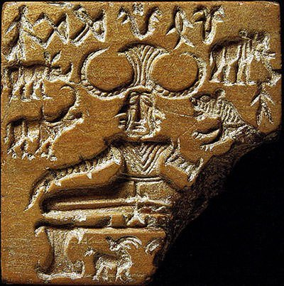 Pashupati Seal of Indus Valley Civilization
