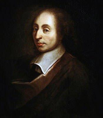 Blaise Pascal 1691 Portrait