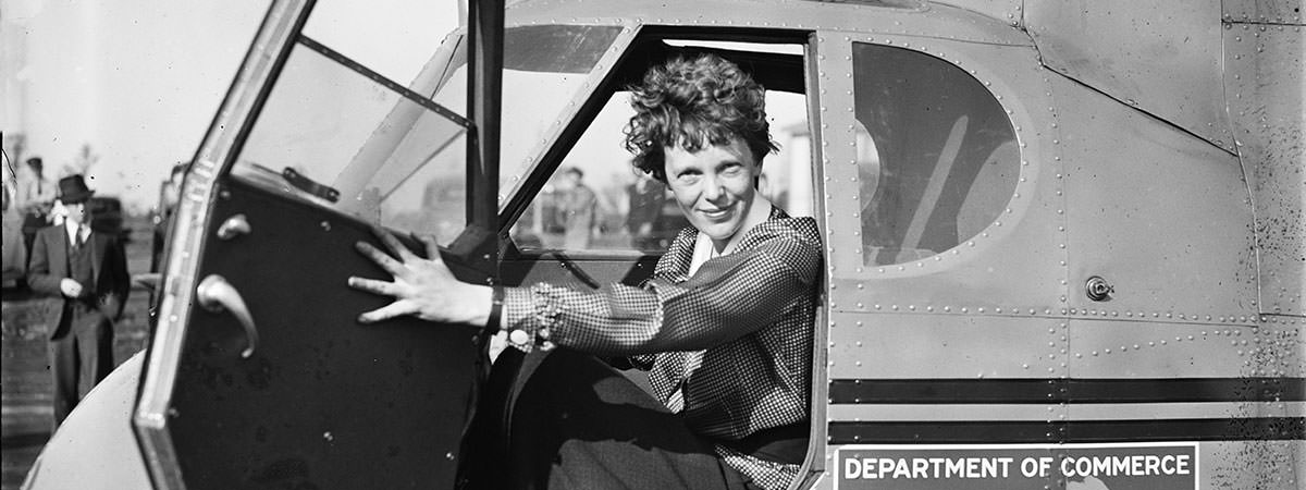 Amelia Earhart | 10 Interesting Facts On The American Aviator