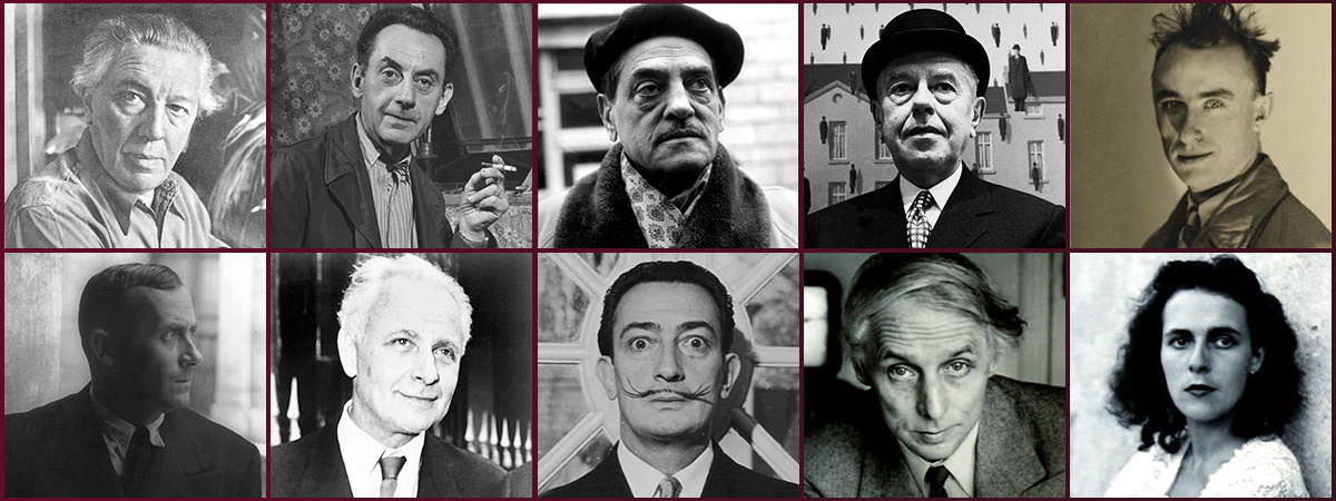 10 Most Famous Surrealist Artists And Their Masterpieces