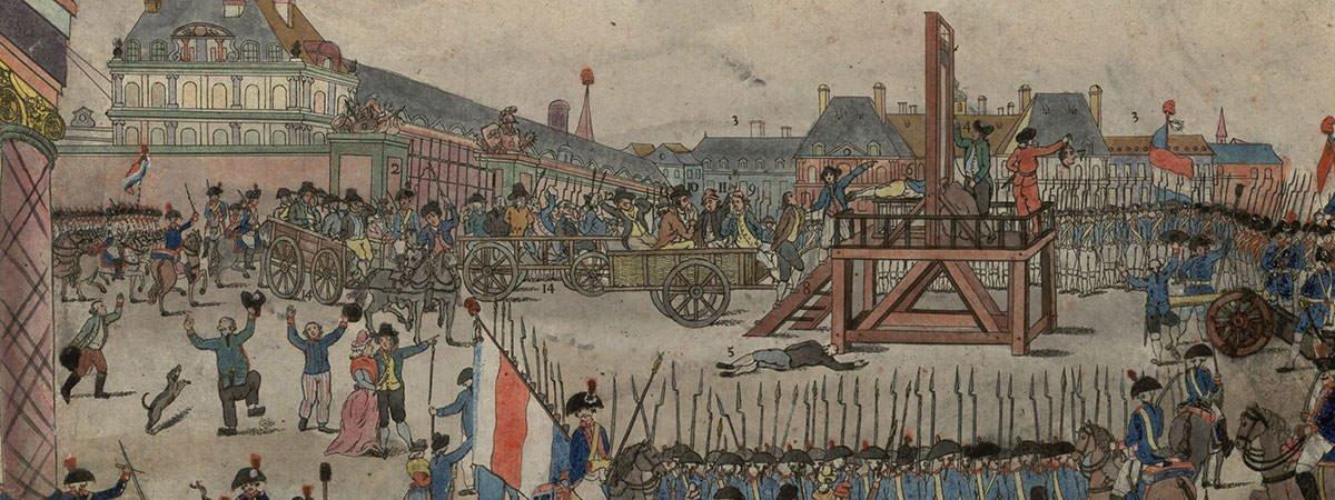 French Revolution Robespierre Featured