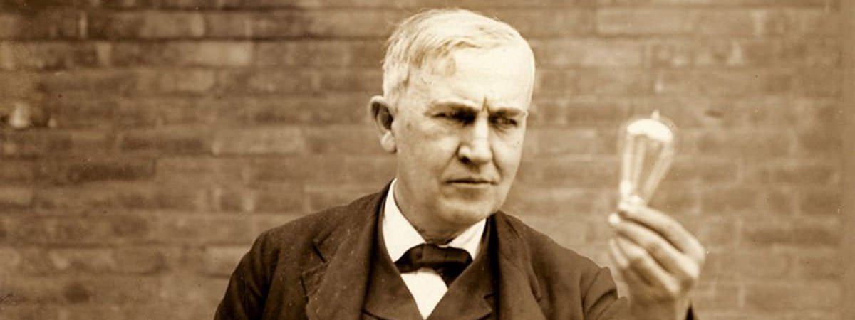 Thomas Edison Contribution Featured