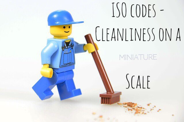ISO code particle counting- measuring cleanliness on a miniature scale to detect dirt and contamination in your oil